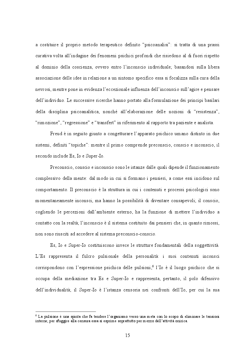 """Estratto dalla tesi: Il prestigio letterario della nevrosi. Rappresentazioni del doppio in """"Fosca"""" di Igino Ugo Tarchetti"""