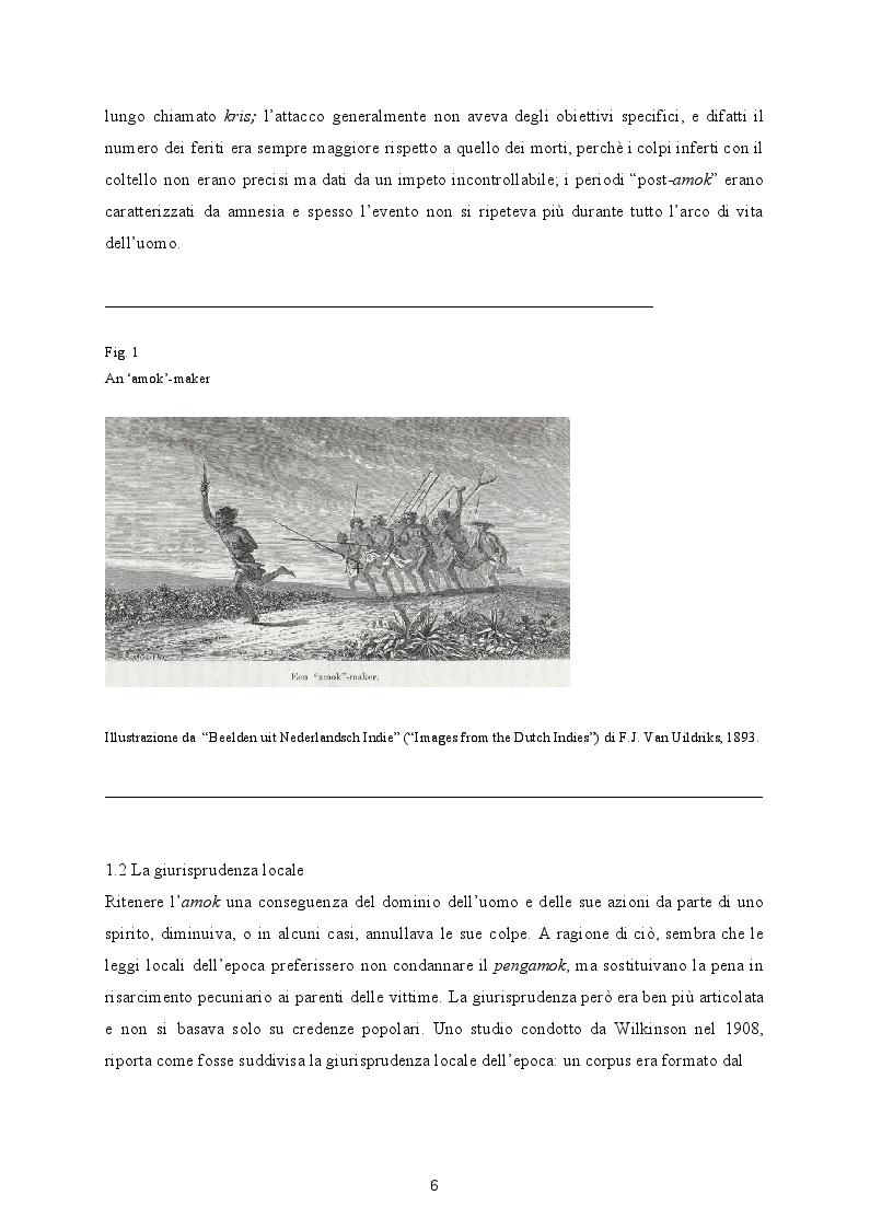 Anteprima della tesi: Amok: per un abbandono del concetto di culture-bound syndrome, Pagina 5