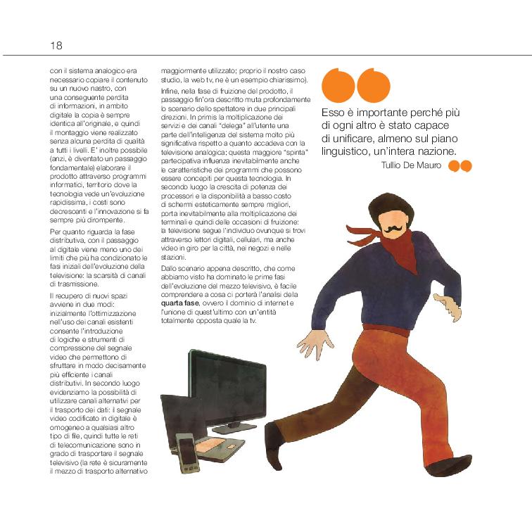 Anteprima della tesi: WebTV University, Pagina 8