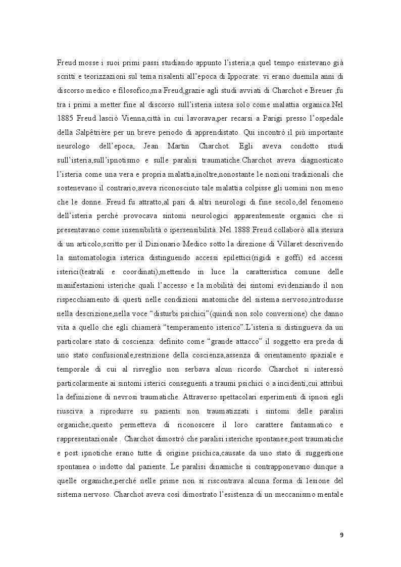Estratto dalla tesi: La Psicosomatica: ''soggetto e corpo secondo la psicoanalisi lacaniana''