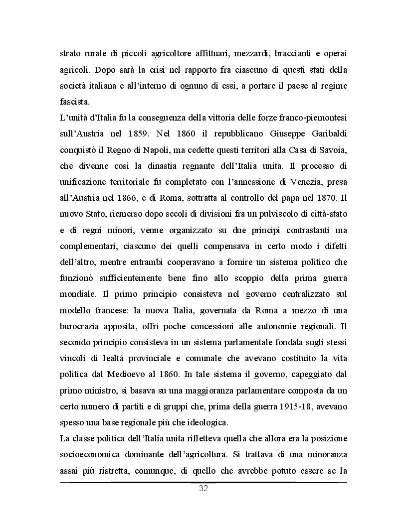 Anteprima della tesi: Alle origini del movimento fascista: il programma sansepolcrista, Pagina 3