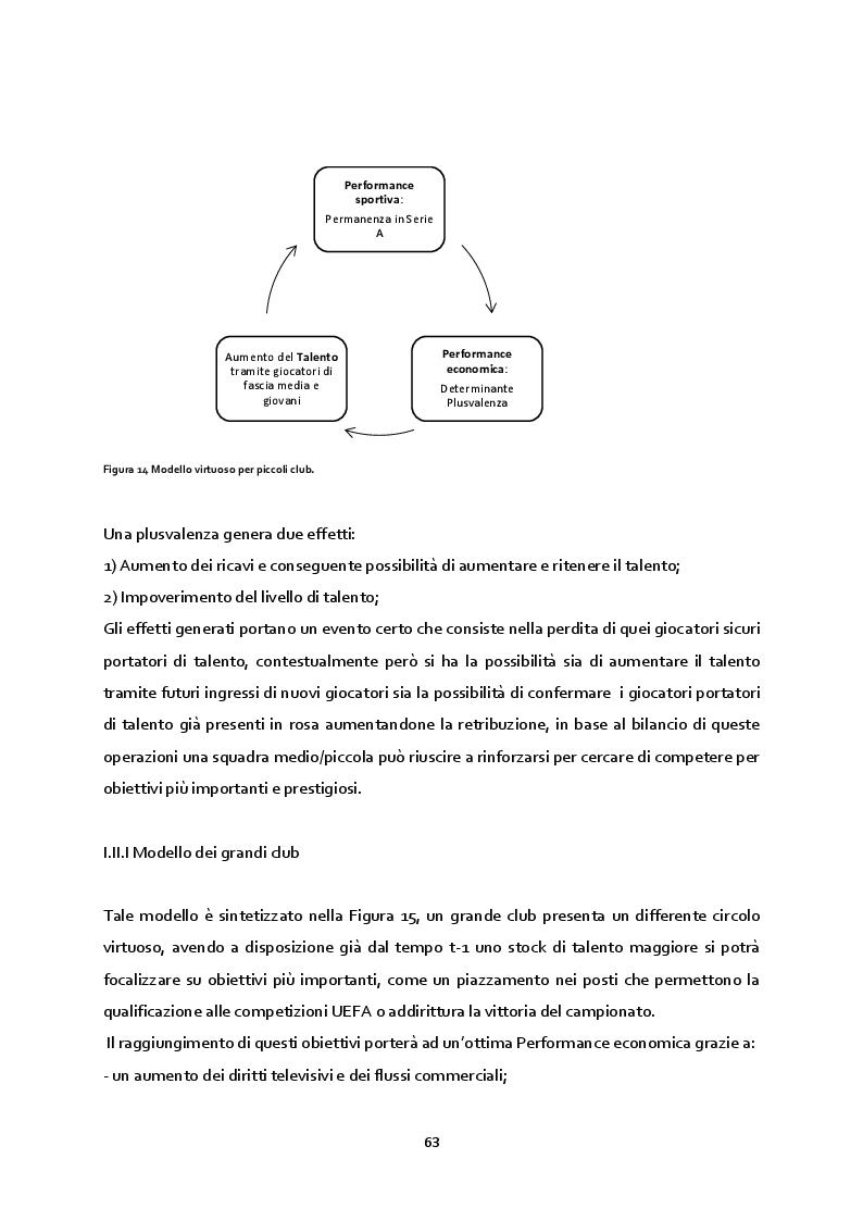 Anteprima della tesi: Le determinanti economiche della performance sportiva: un'evidenza empirica dal campionato di calcio di Serie A, Pagina 6