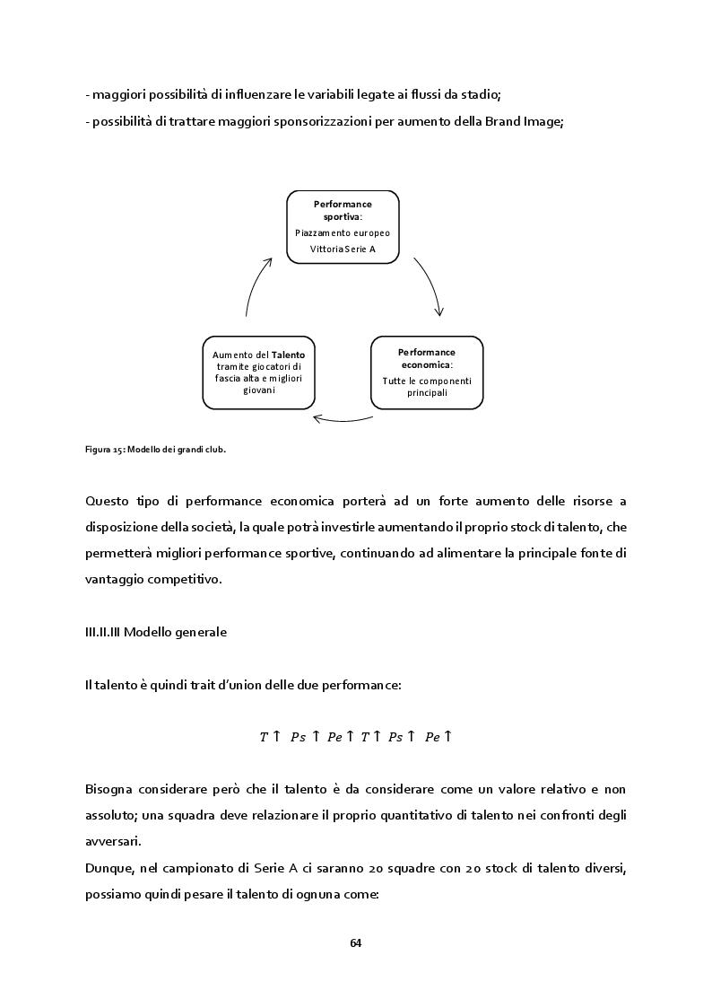 Anteprima della tesi: Le determinanti economiche della performance sportiva: un'evidenza empirica dal campionato di calcio di Serie A, Pagina 7