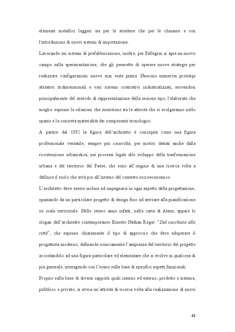 Anteprima della tesi: L'influenza di Wright e dell'architettura organica in Italia. La biblioteca civica Luigi Einaudi e l'Istituto scolastico Marchesi, Pagina 6
