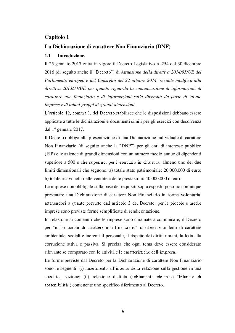 Anteprima della tesi: La dichiarazione di carattere non finanziario: l'informativa sul capitale umano, Pagina 4