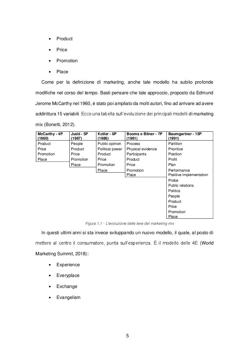 Anteprima della tesi: Web marketing turistico. Analisi digital e social del settore travel: il caso Matera 2019., Pagina 4