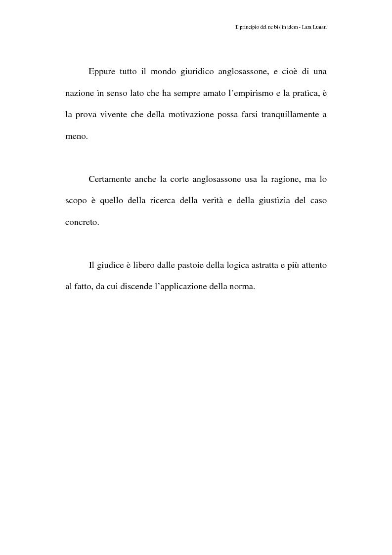 Anteprima della tesi: Il principio del ne bis in idem e il giudicato penale, Pagina 9