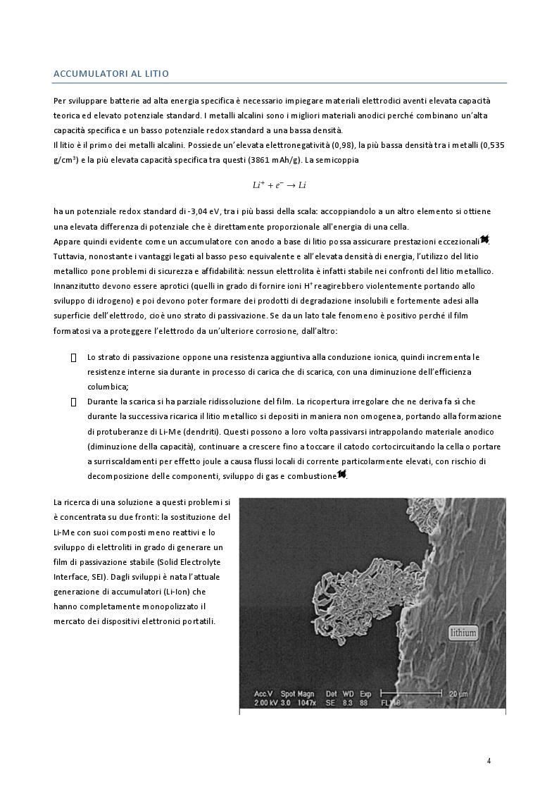Anteprima della tesi: Studio di membrane polimeriche elettrofilate a conduzione ionica, Pagina 4