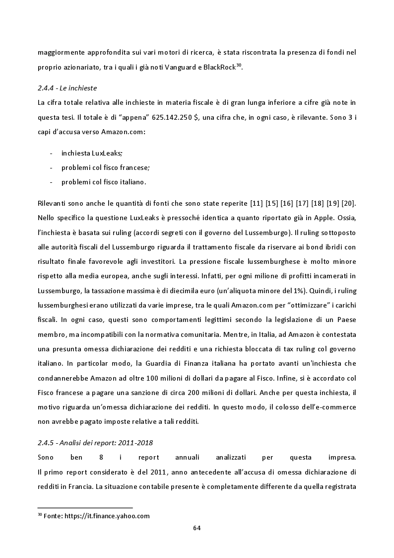 Anteprima della tesi: Tax Avoidance e profilo di sostenibilità, Pagina 10
