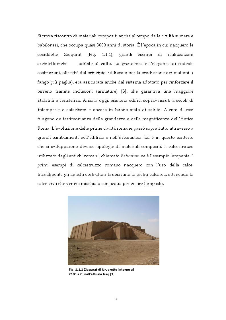 Anteprima della tesi: Compositi e fibre di carbonio: innovazioni in campo aerospaziale, Pagina 6
