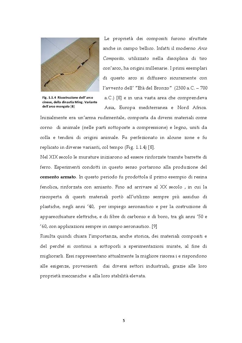 Anteprima della tesi: Compositi e fibre di carbonio: innovazioni in campo aerospaziale, Pagina 8