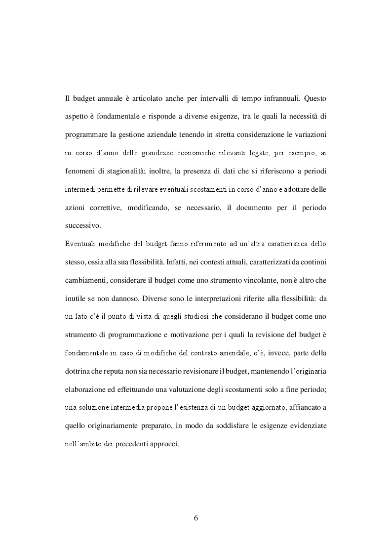 Anteprima della tesi: L'Activity Based Budget, Pagina 4