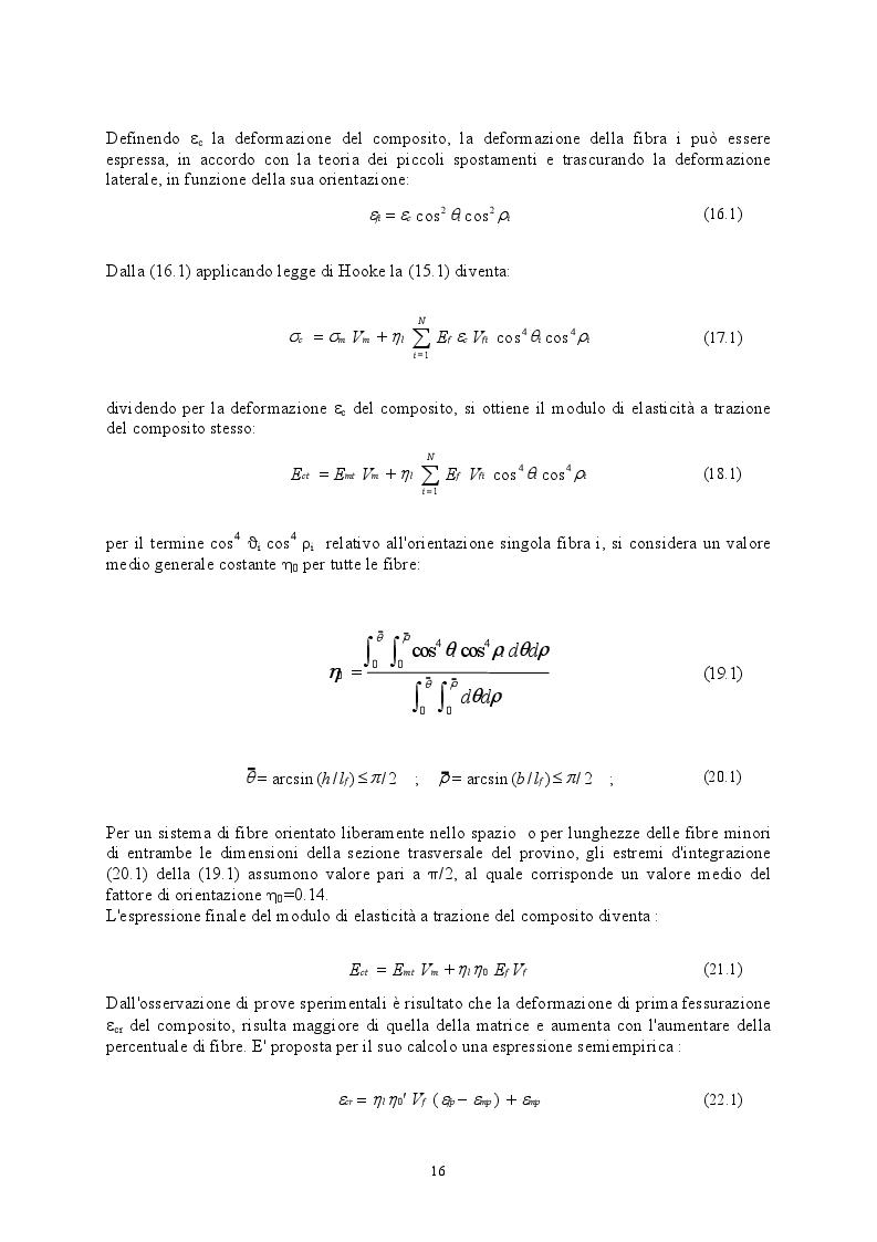 Anteprima della tesi: Comportamento di strutture in calcestruzzo con armatura diffusa, Pagina 12