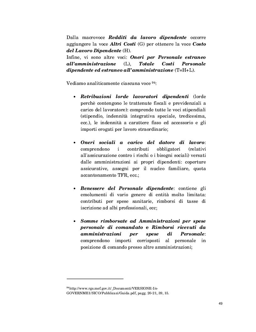 Anteprima della tesi: Il Capitale intellettuale nelle Pubbliche Amministrazioni: misurazione e reporting, Pagina 6