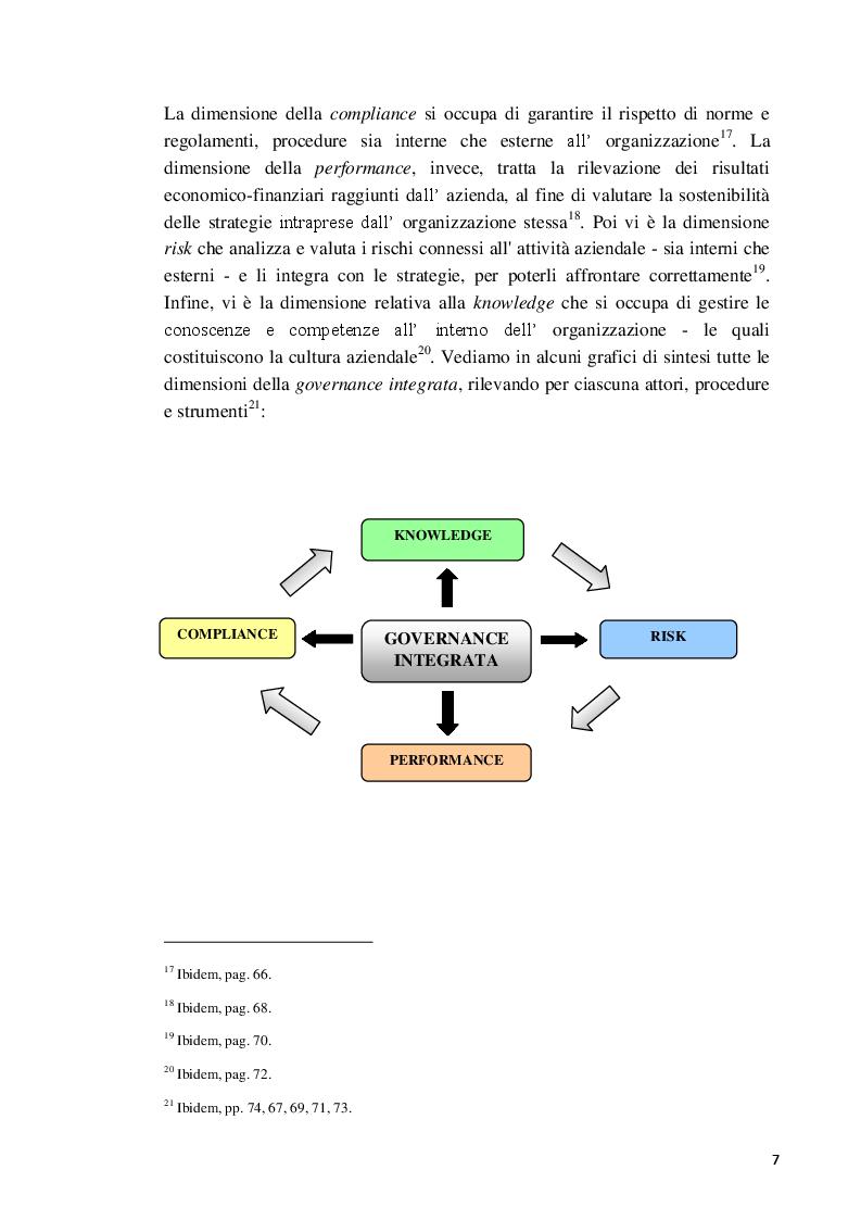 Anteprima della tesi: La Balanced Scorecard a supporto dell'attività direzionale: criticità e profili innovativi, Pagina 8