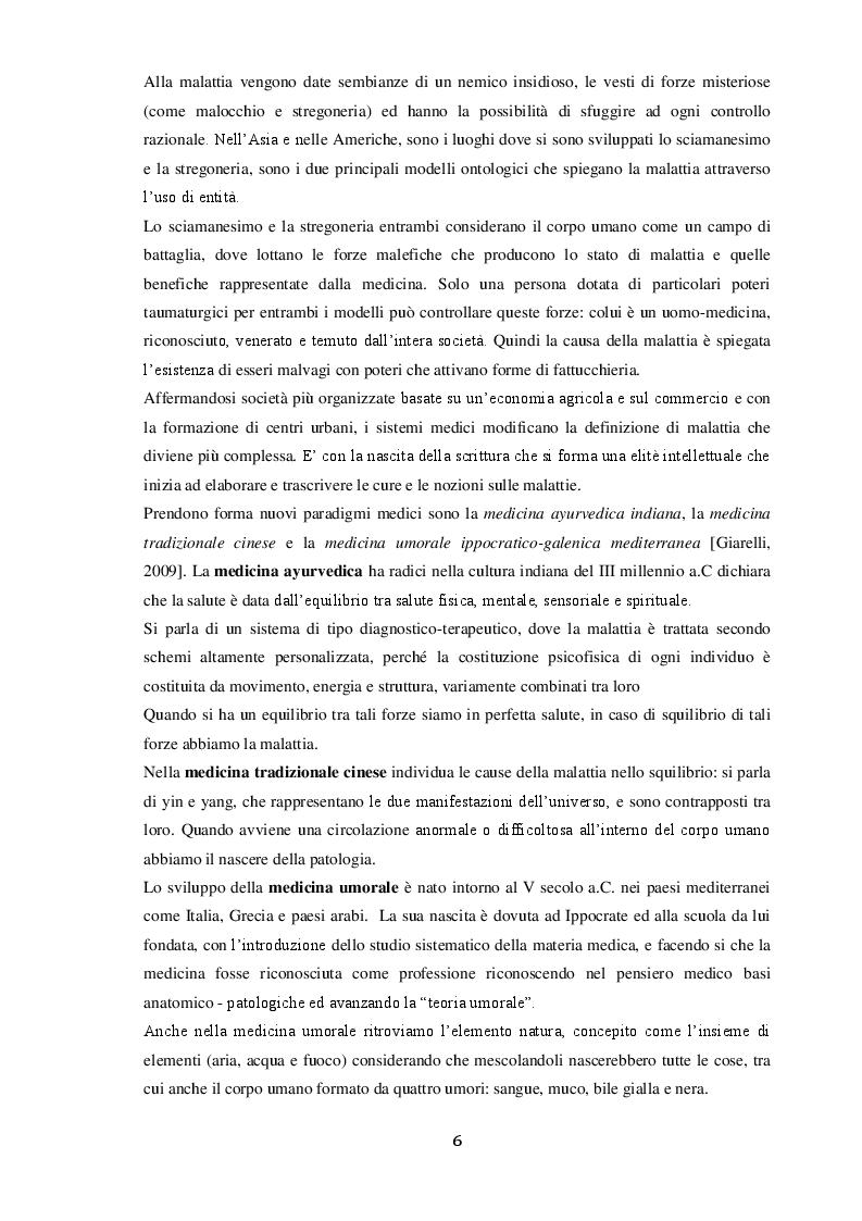 Anteprima della tesi: Uno studio qualitativo sui pazienti affetti da Diabete di tipo 1, Pagina 4