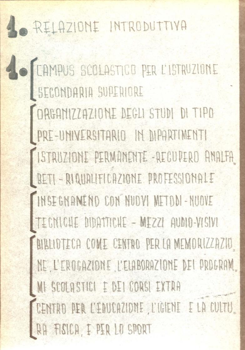 Anteprima della tesi: Campus per studenti delle scuole superiori, Pagina 2