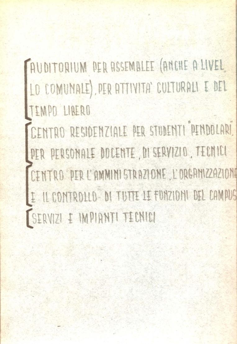 Anteprima della tesi: Campus per studenti delle scuole superiori, Pagina 3