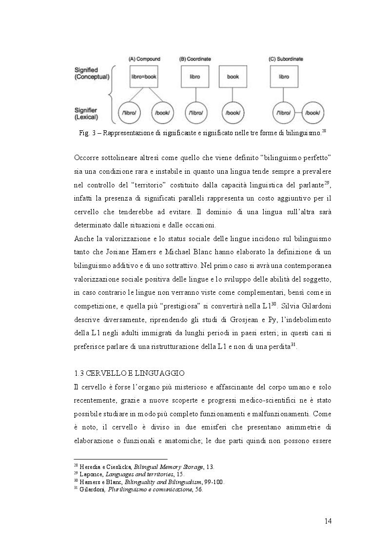 Anteprima della tesi: Istruzione primaria e identità nazionale italiana nell'era delle ''scuole bilingui'', Pagina 6