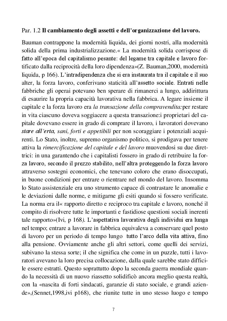 Anteprima della tesi: Vite a perdere: viaggio nei percorsi di inclusione sociale degli homeless, Pagina 2
