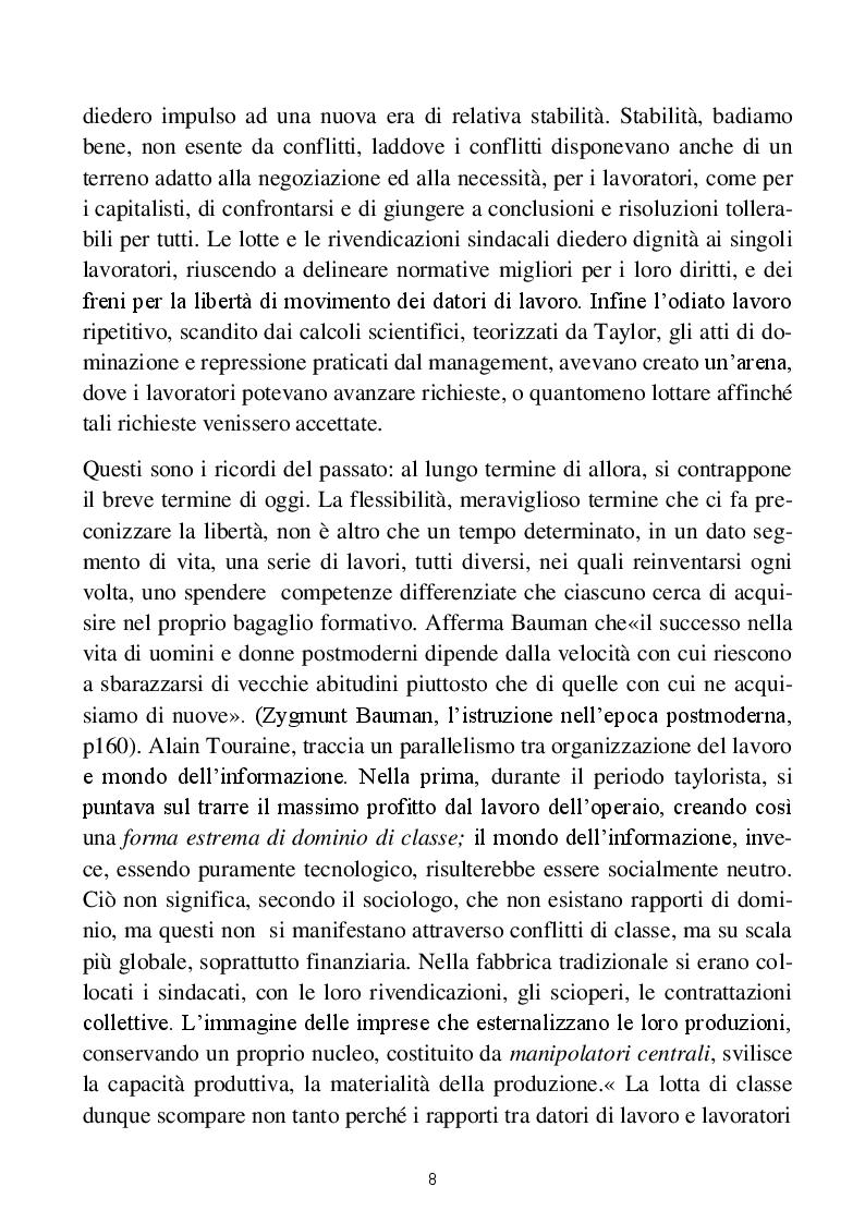 Anteprima della tesi: Vite a perdere: viaggio nei percorsi di inclusione sociale degli homeless, Pagina 3