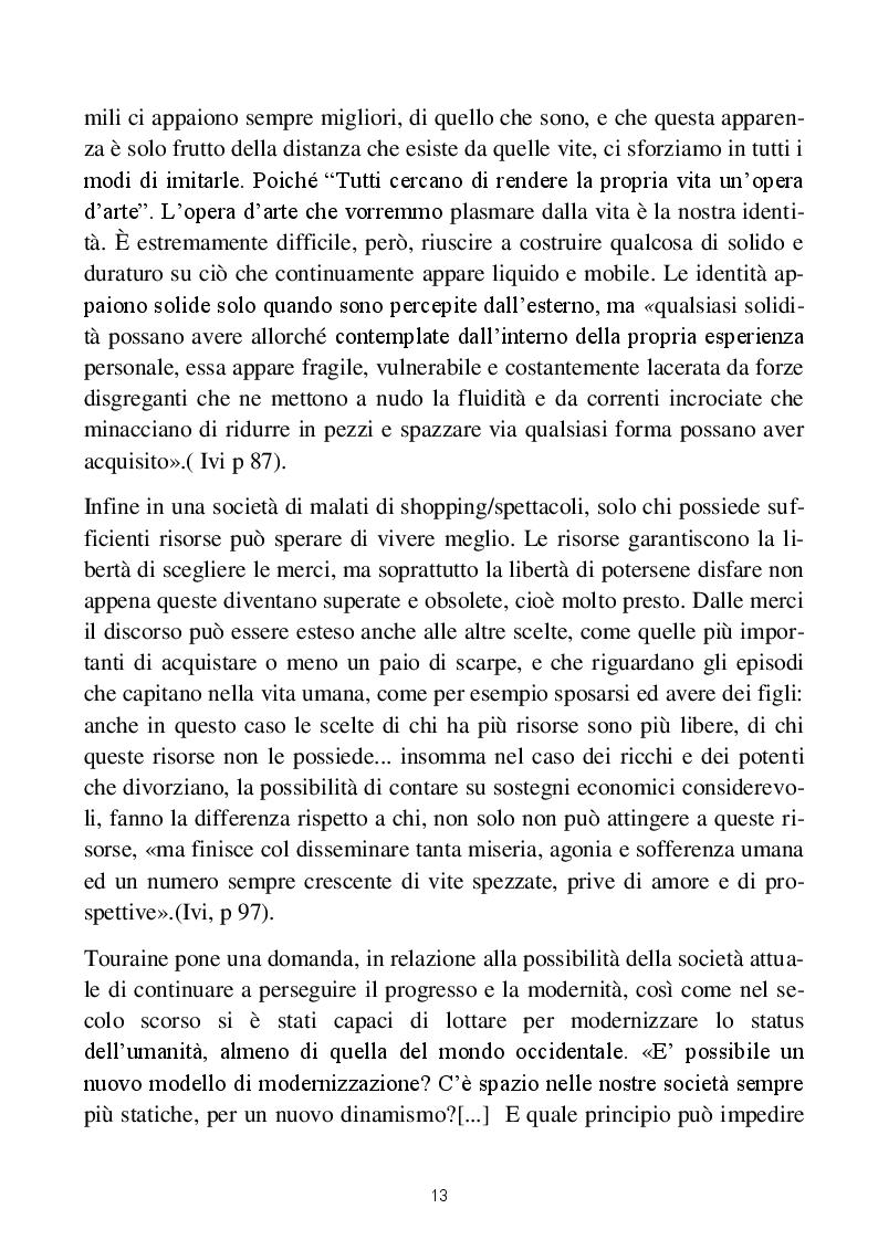 Anteprima della tesi: Vite a perdere: viaggio nei percorsi di inclusione sociale degli homeless, Pagina 8