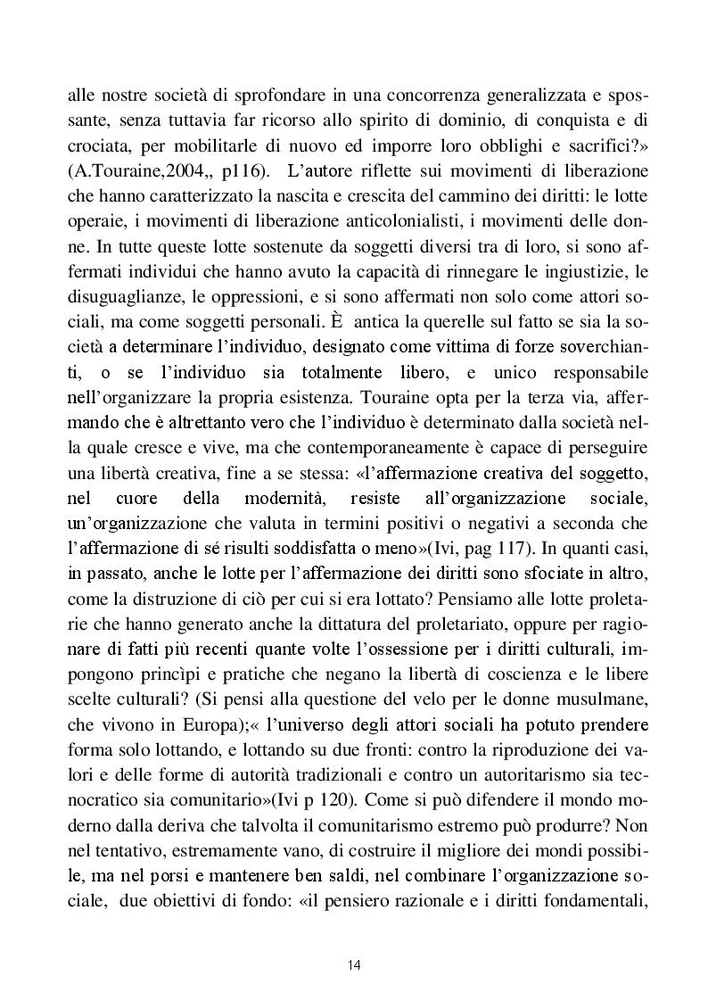 Anteprima della tesi: Vite a perdere: viaggio nei percorsi di inclusione sociale degli homeless, Pagina 9