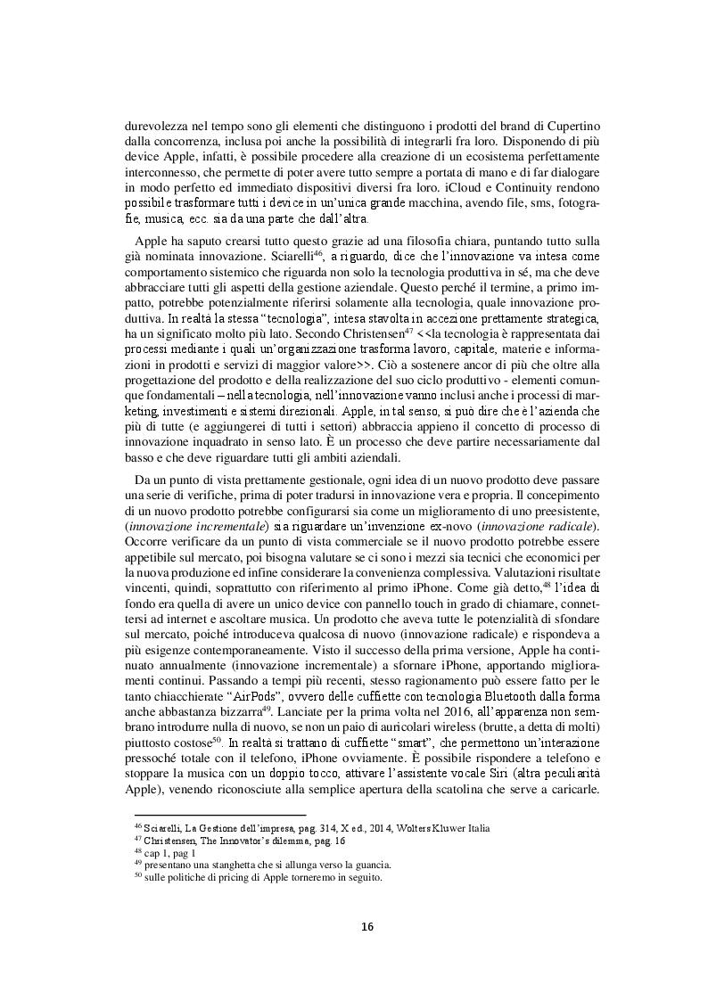 Anteprima della tesi: Competitor e tensioni strategiche del mercato degli smartphone, Pagina 4