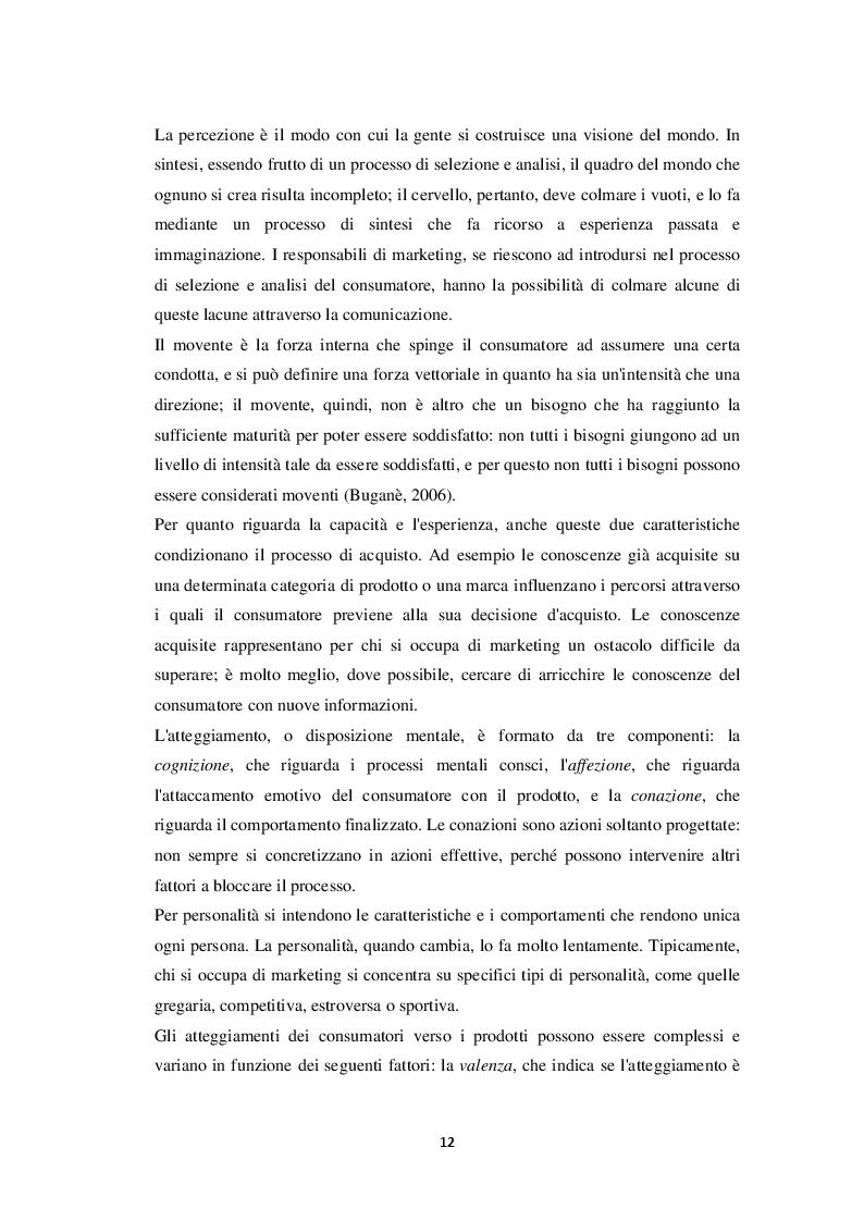 """Estratto dalla tesi: L'influenza del fattore """"cruelty free"""" nel comportamento d'acquisto del consumatore: un'indagine empirica"""