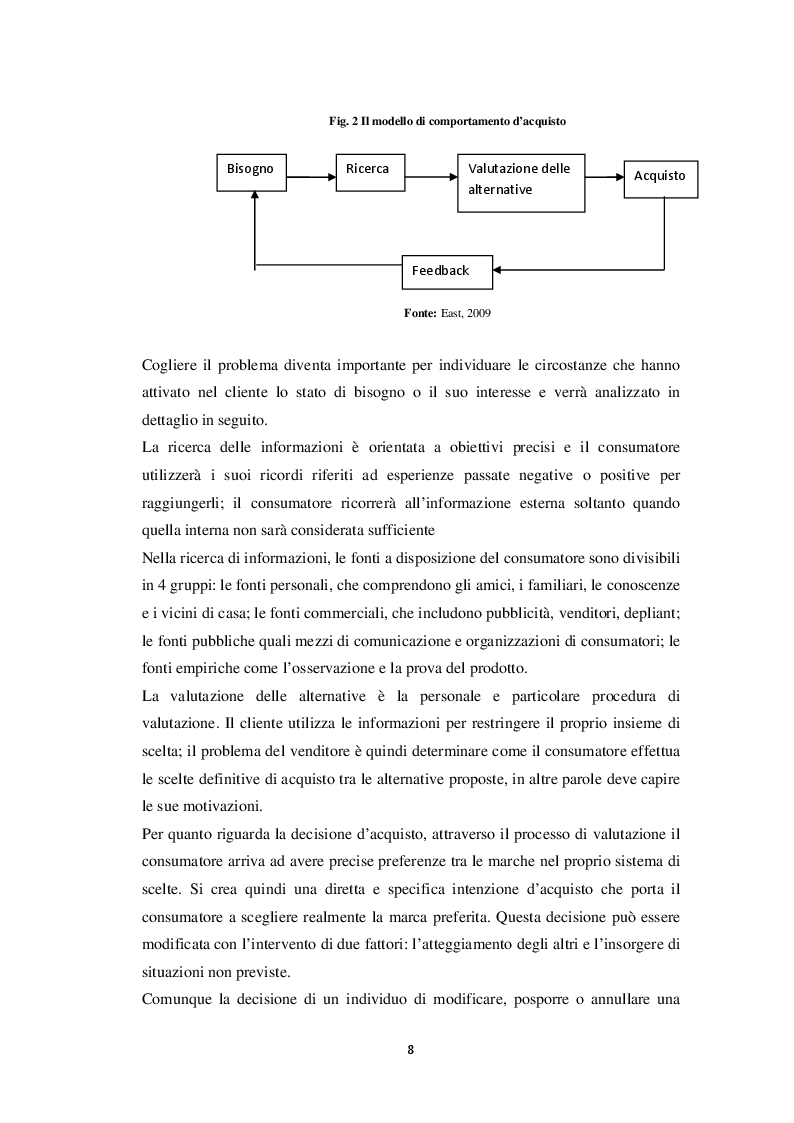 """Anteprima della tesi: L'influenza del fattore """"cruelty free"""" nel comportamento d'acquisto del consumatore: un'indagine empirica, Pagina 6"""