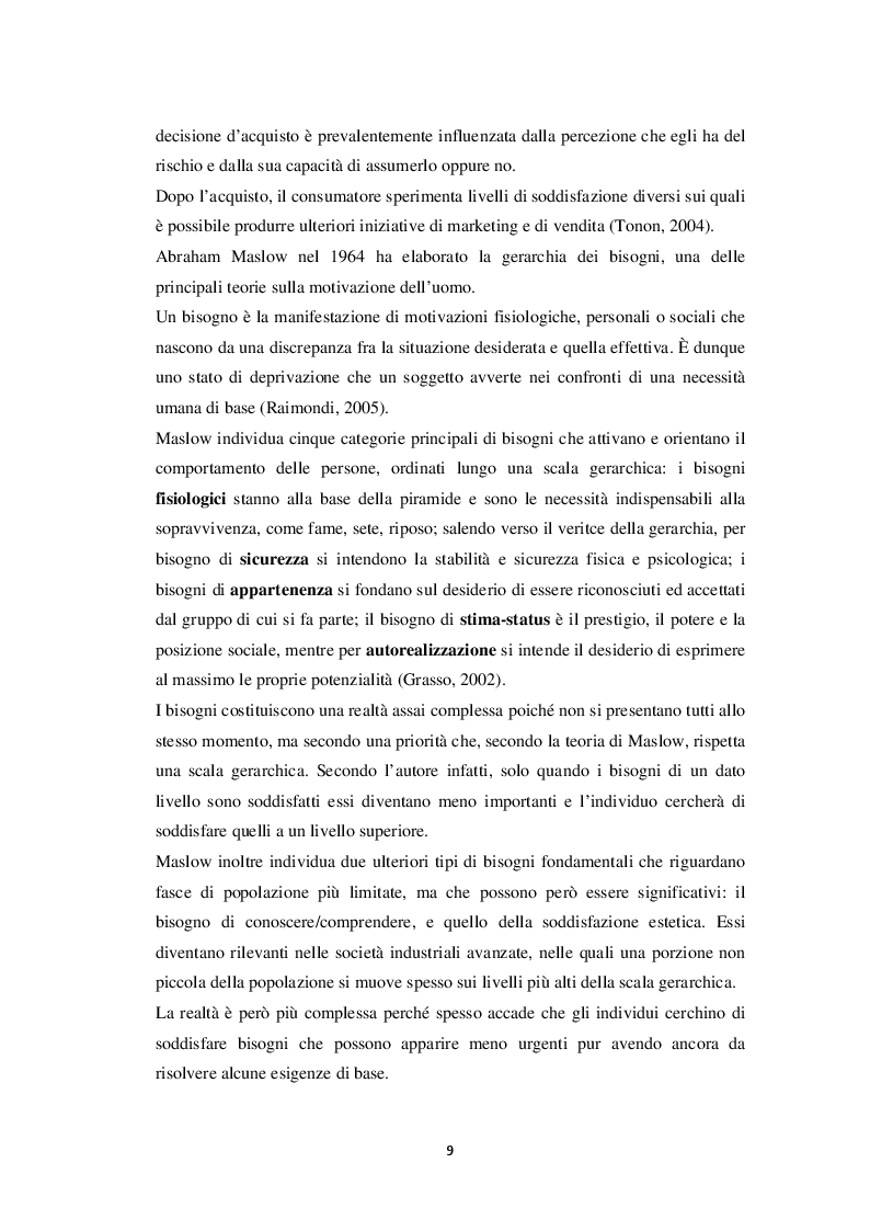 """Anteprima della tesi: L'influenza del fattore """"cruelty free"""" nel comportamento d'acquisto del consumatore: un'indagine empirica, Pagina 7"""