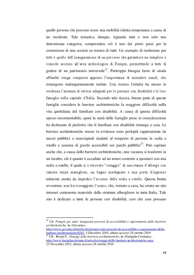 Estratto dalla tesi: I valori familiari alla prova della disabilità. Realtà e narrazione cinematografica