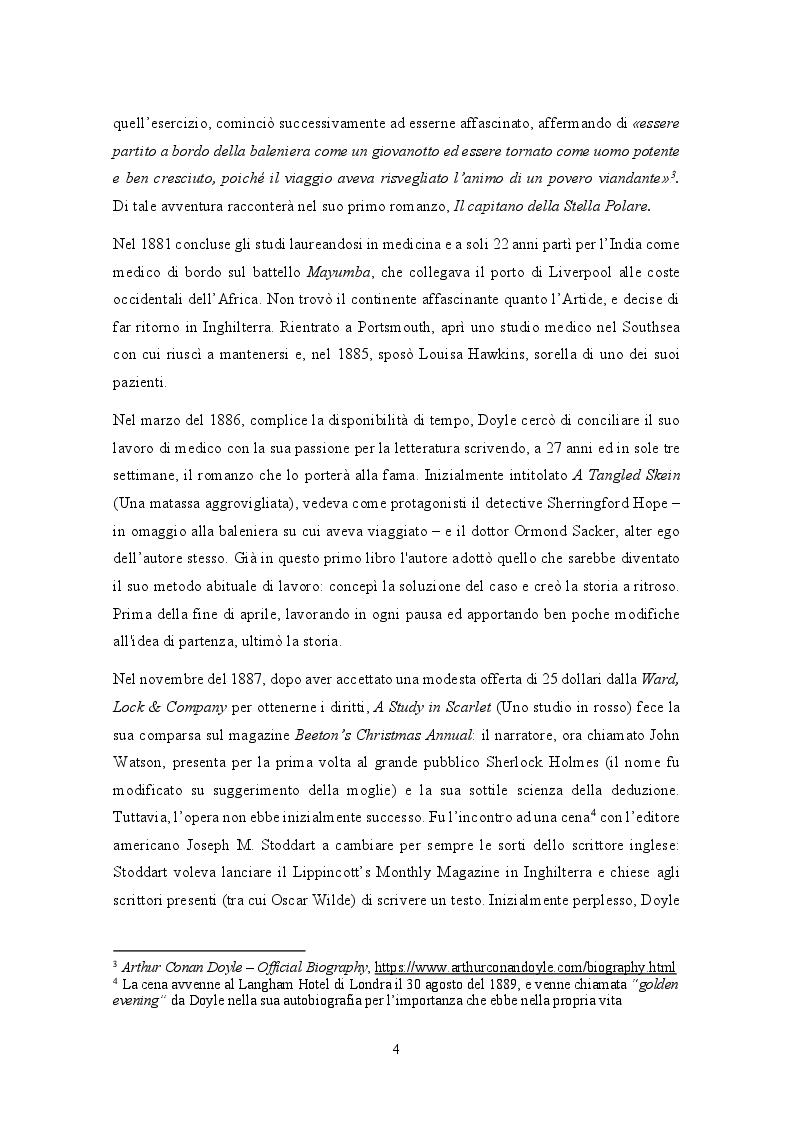 Anteprima della tesi: Analisi traduttologica della serie BBC ''Sherlock'', Pagina 5