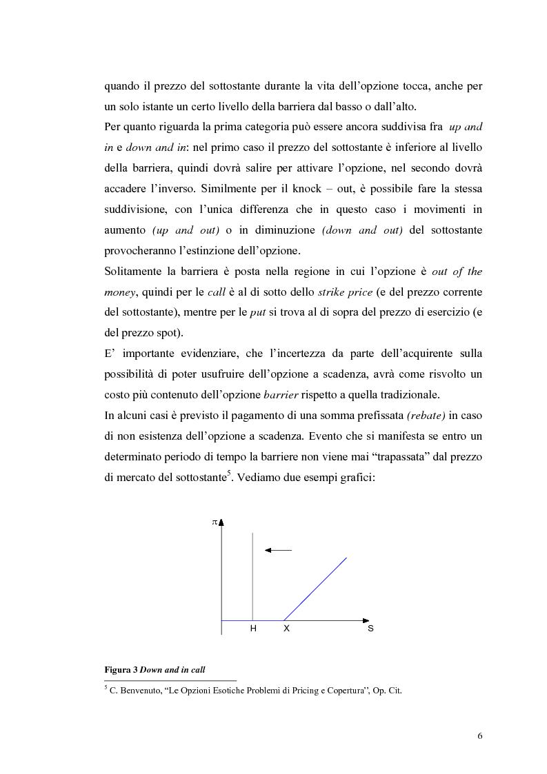 Anteprima della tesi: L'analisi del profilo di rischio ed il pricing di un titolo index-linked attraverso la simulazione Monte Carlo, Pagina 6