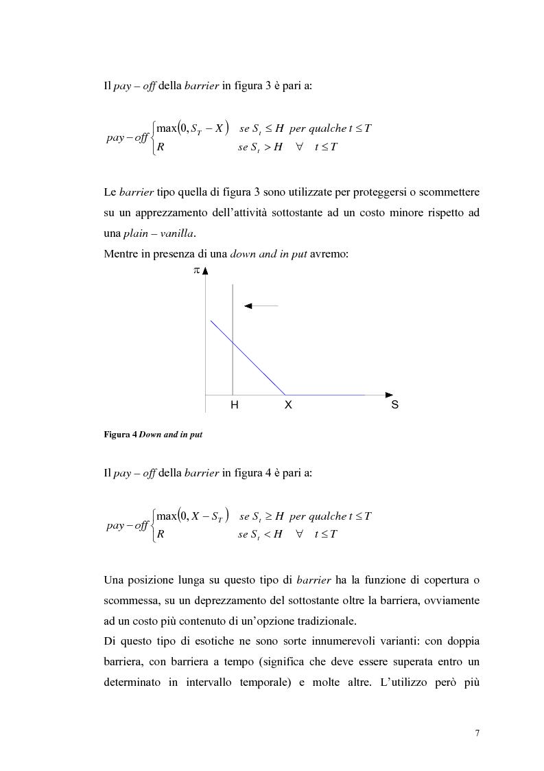 Anteprima della tesi: L'analisi del profilo di rischio ed il pricing di un titolo index-linked attraverso la simulazione Monte Carlo, Pagina 7