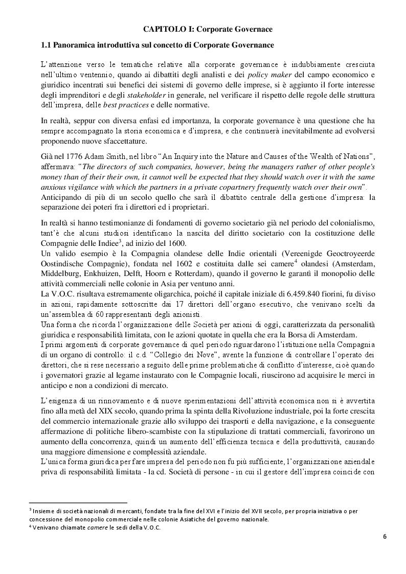 Anteprima della tesi: La Diversity nel Board: analisi dell'impatto sulla performance aziendale nella Zona Euro, Pagina 6