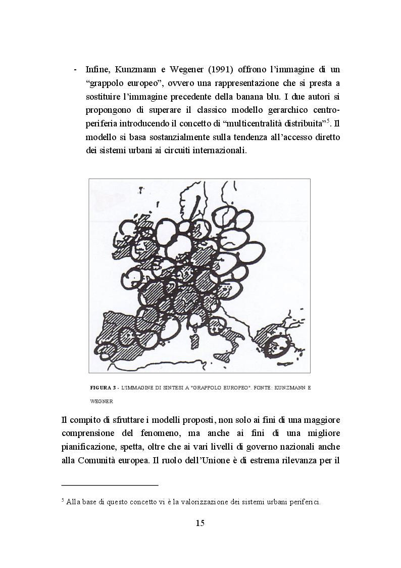 Anteprima della tesi: La politica di coesione europea per le aree urbane: attuazione, impatto e prospettive, Pagina 12