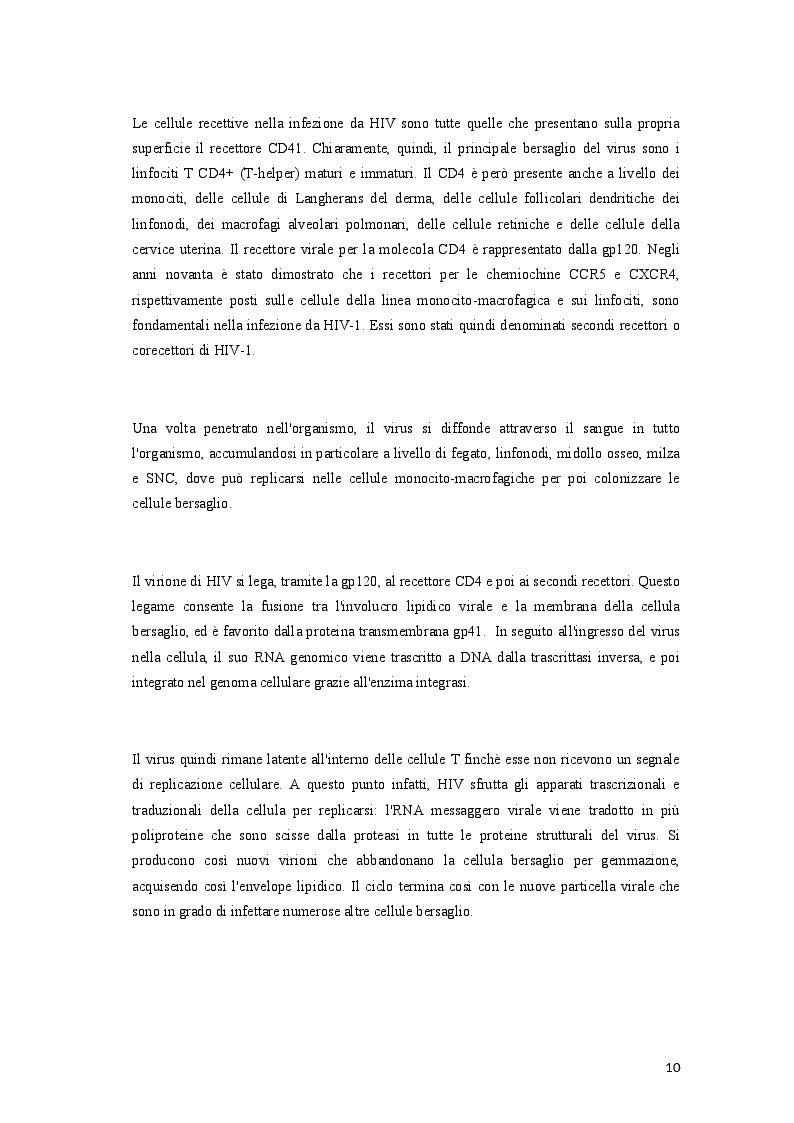 Anteprima della tesi: Profilassi pre-esposizione (PrEP): il ruolo dell'Infermiere nella prevenzione dell'infezione da HIV, Pagina 5