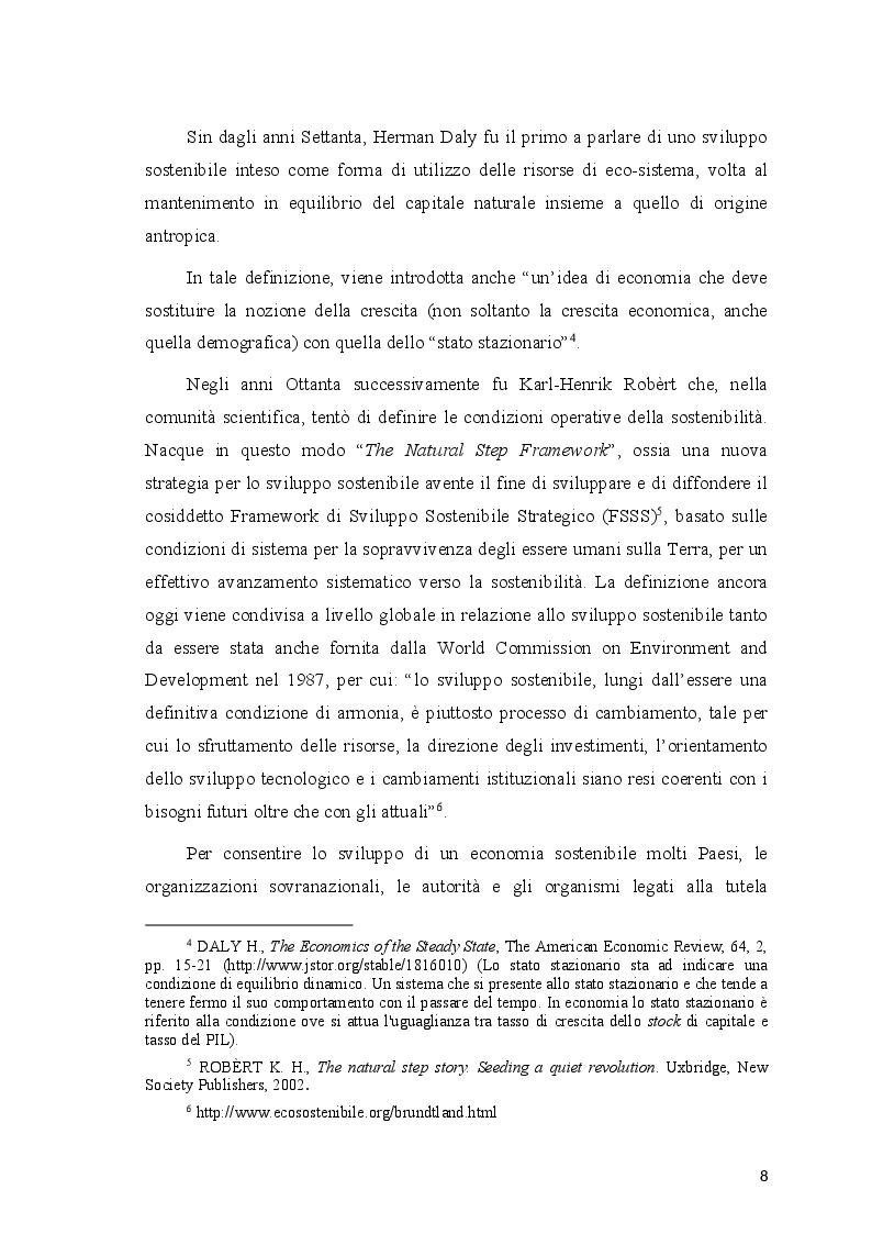 Anteprima della tesi: Economia circolare: transizione verso un modello di turismo sostenibile, Pagina 3