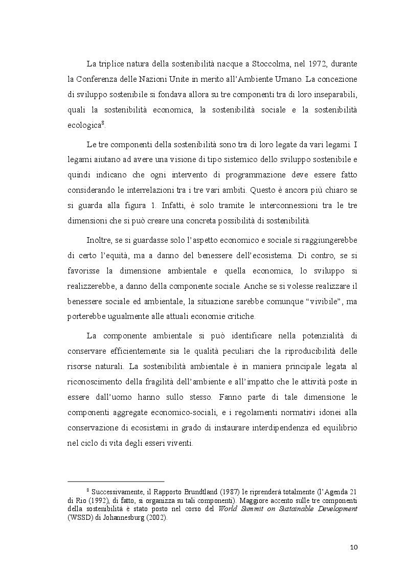 Anteprima della tesi: Economia circolare: transizione verso un modello di turismo sostenibile, Pagina 5