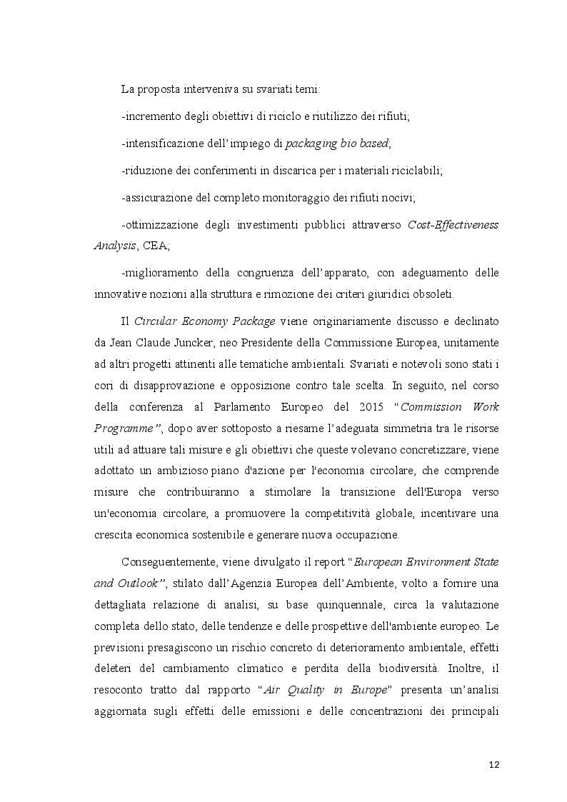 Anteprima della tesi: Economia circolare: transizione verso un modello di turismo sostenibile, Pagina 7