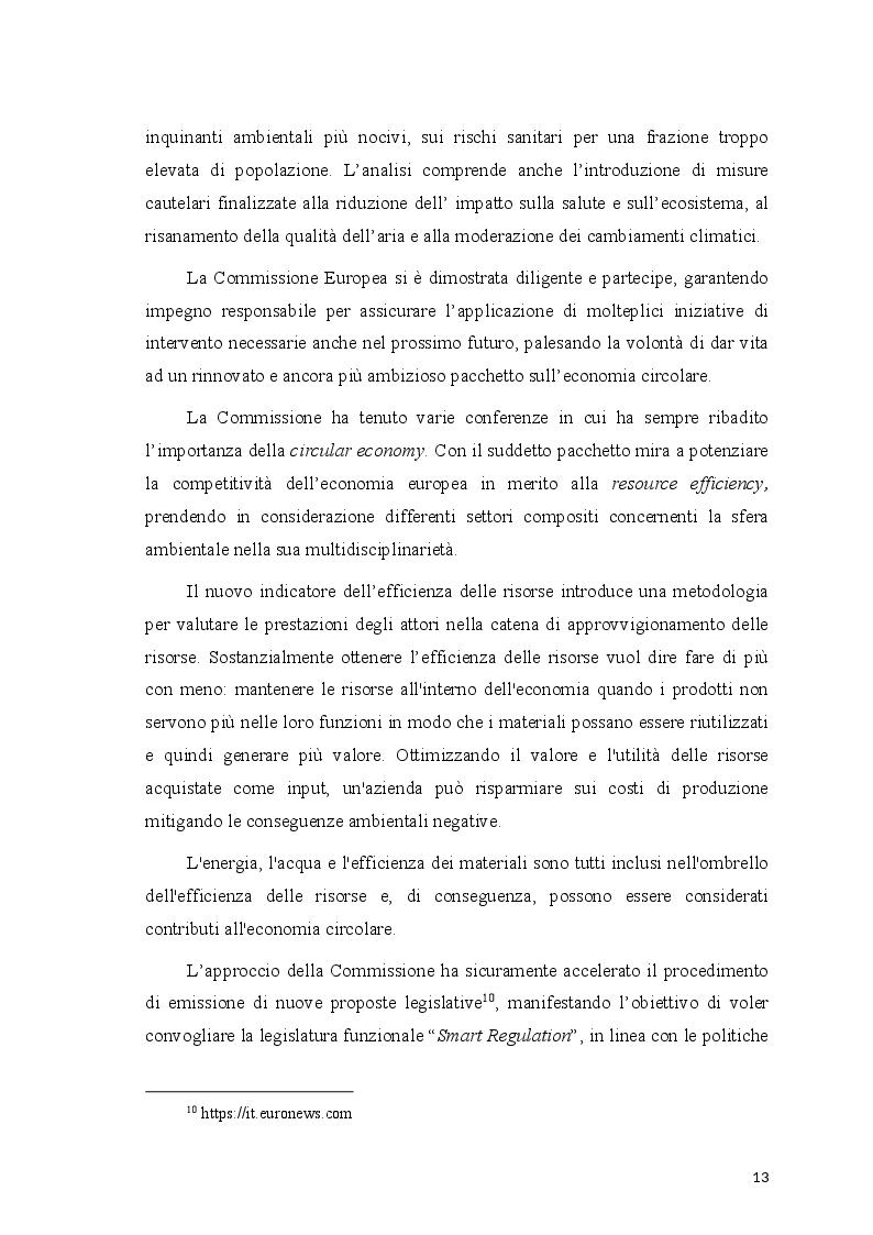Anteprima della tesi: Economia circolare: transizione verso un modello di turismo sostenibile, Pagina 8