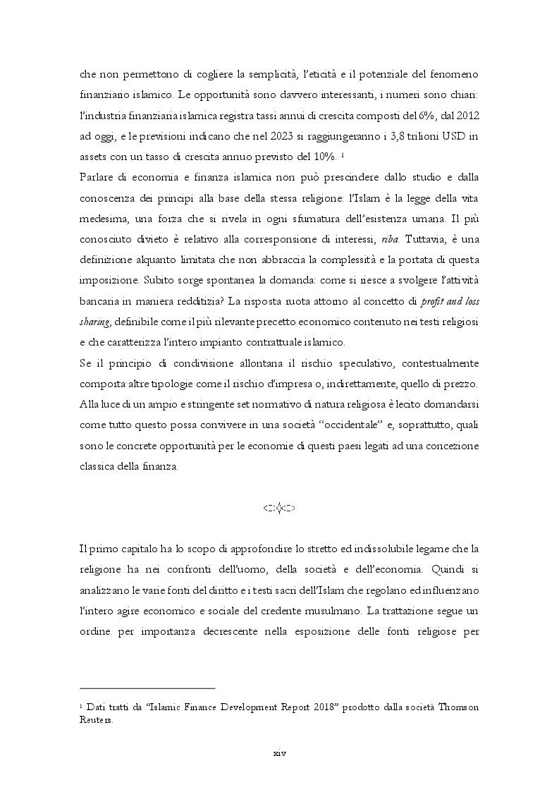 Anteprima della tesi: La Finanza del Profeta. Un mercato inesplorato, Pagina 3
