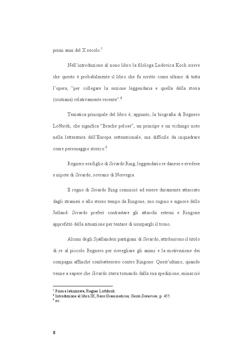 Anteprima della tesi: Lathgertha e le altre: shield-maiden nel mondo norreno, Pagina 5