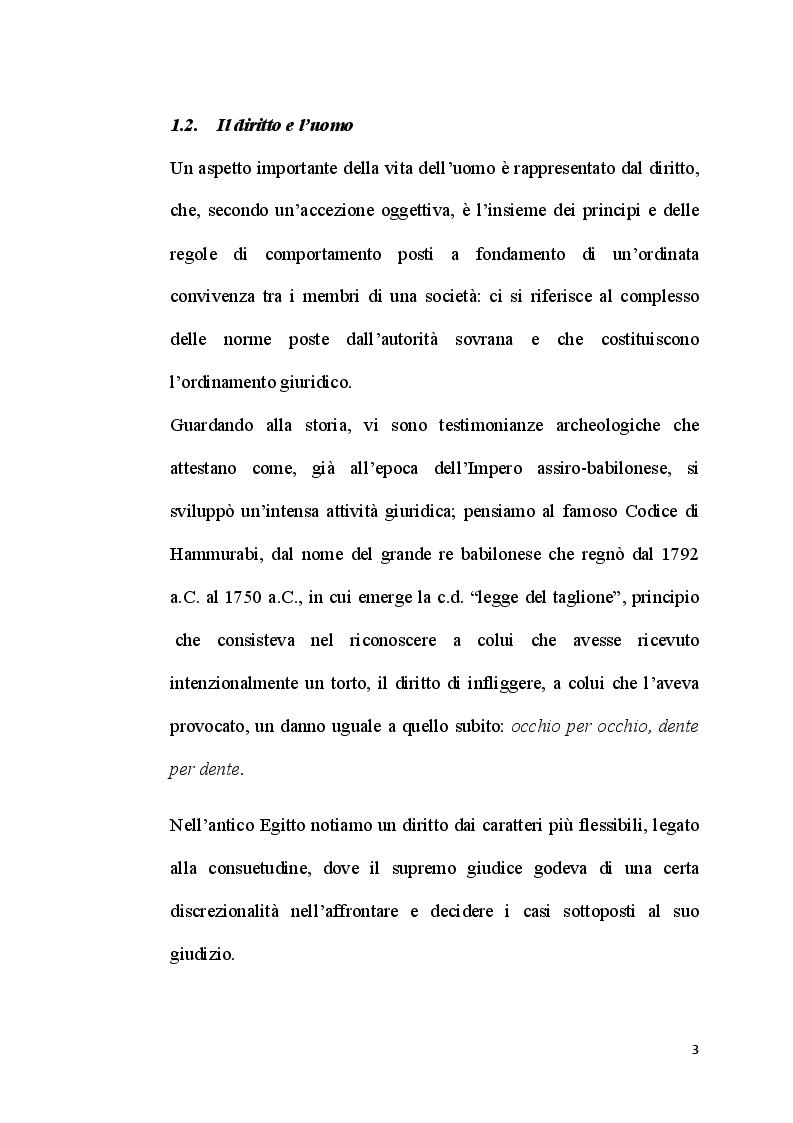 Anteprima della tesi: Performatività e Linguaggio Giuridico, Pagina 4