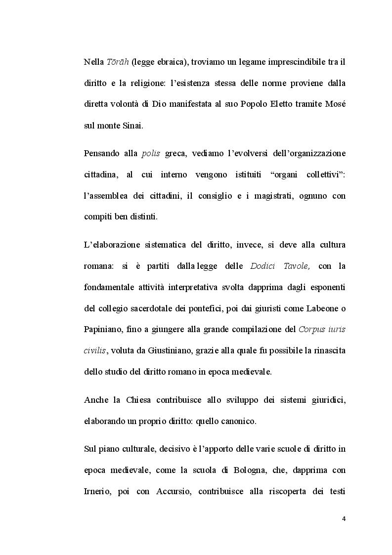 Anteprima della tesi: Performatività e Linguaggio Giuridico, Pagina 5