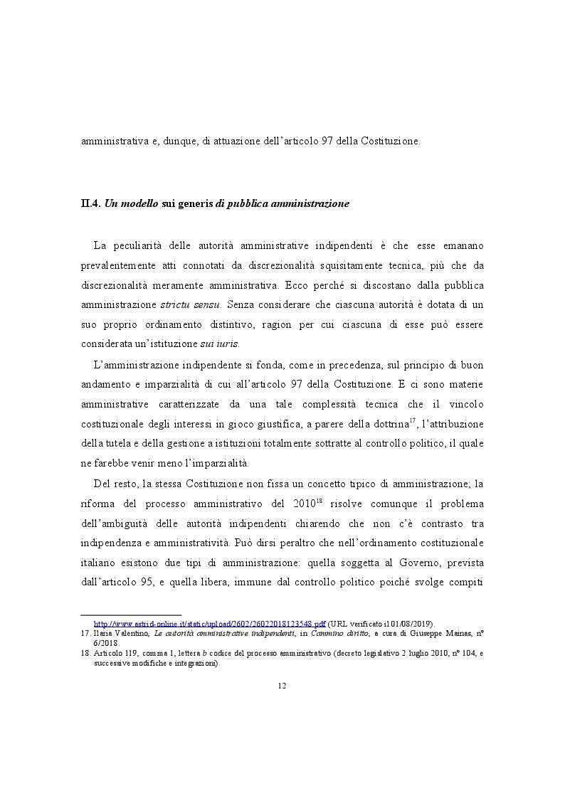 Anteprima della tesi: La conciliazione nei comitati regionali per le comunicazioni. Una buona prassi della P.A., Pagina 5