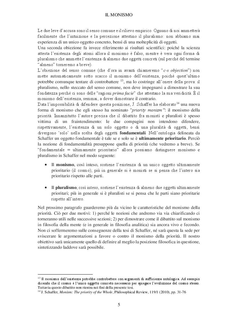 Anteprima della tesi: Il paradiso disabitato. Aporie e paradossi del monismo neoplatonico da Plotino a Eriugena, Pagina 8