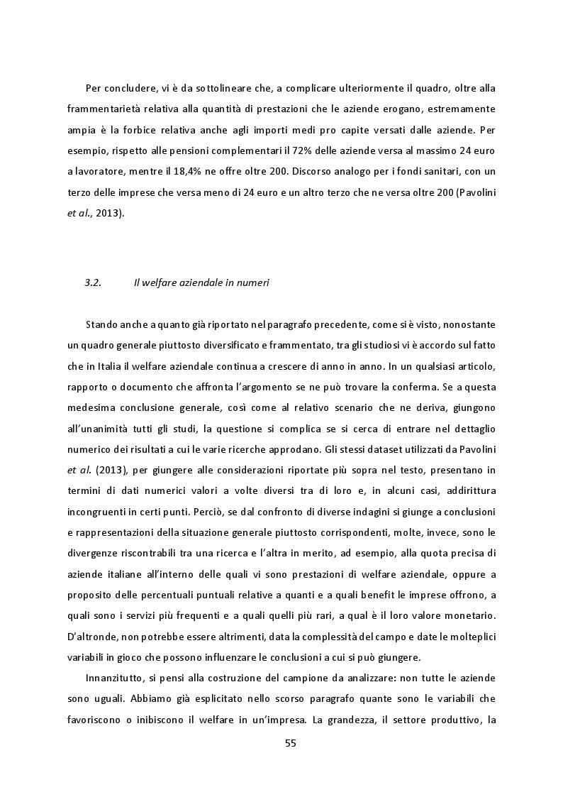 Anteprima della tesi: Welfare Aziendale e Contrattazione di Secondo Livello. Il caso delle aziende milanesi del terziario, Pagina 6