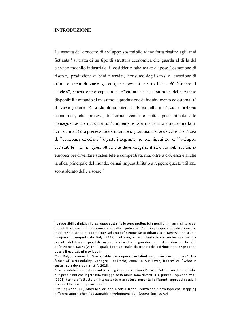 Anteprima della tesi: Nuovi paradigmi per la sostenibilità: New Plastic Economy, Pagina 2